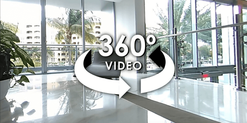 360 camera for real estate