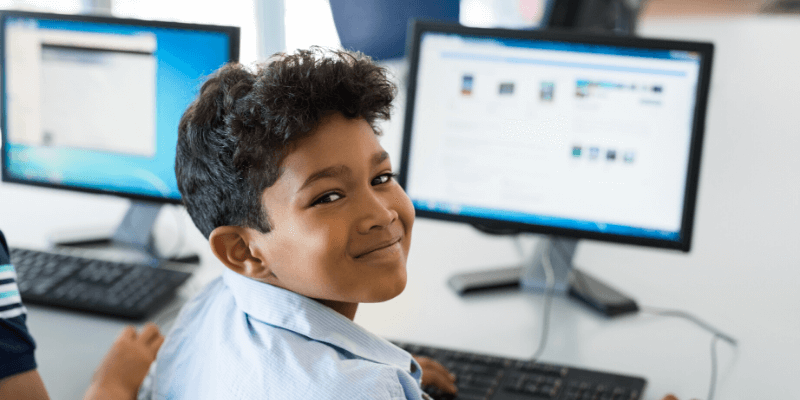 Desktop Computer for Kids