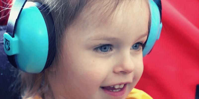 Ear-Muffs for Babies