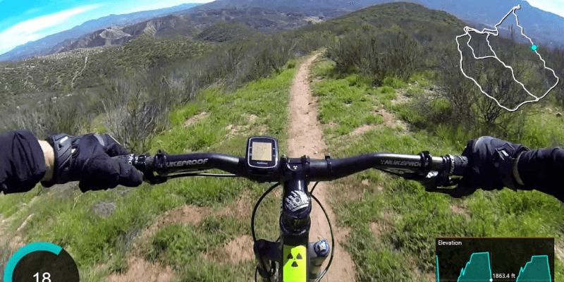 GPS for Mountain Biking