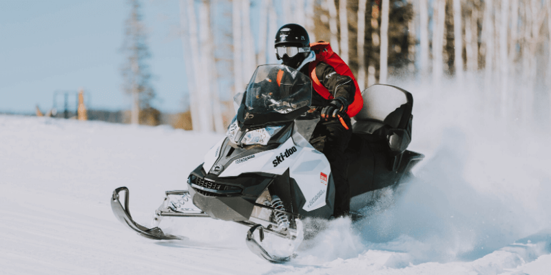 GPS for Snowmobiling