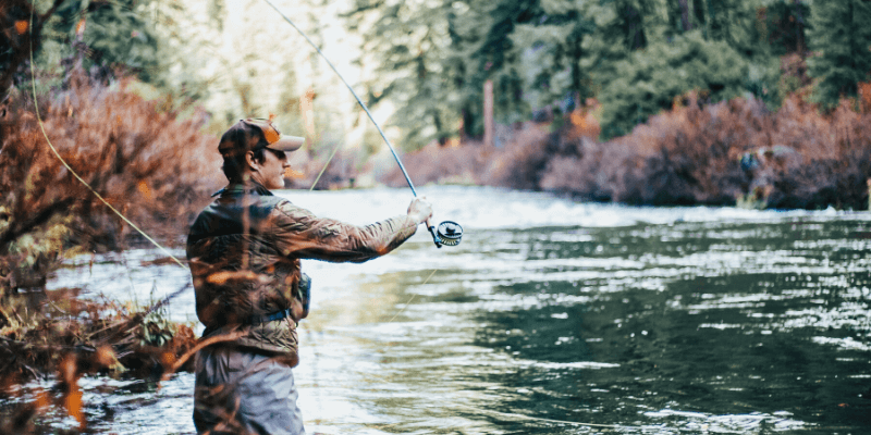GoPro for Hunting and Fishing