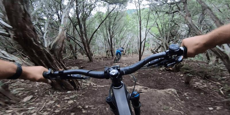 GoPro for Mountain Biking