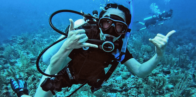 GoPro for Scuba Diving