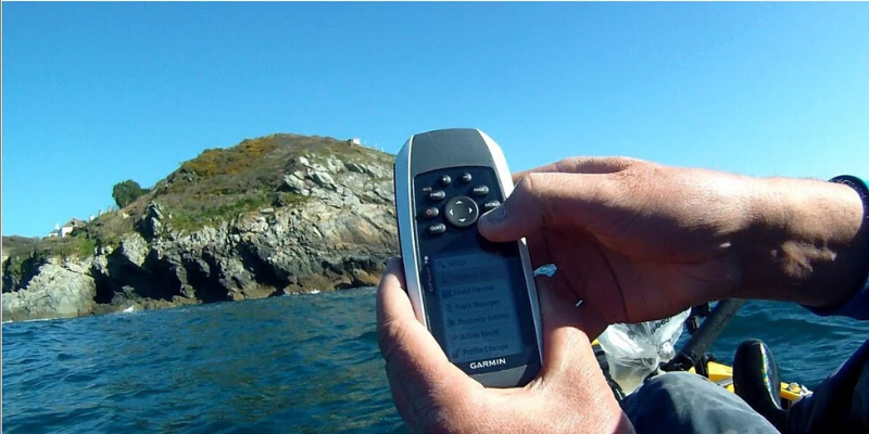 Handheld GPS for Fishing
