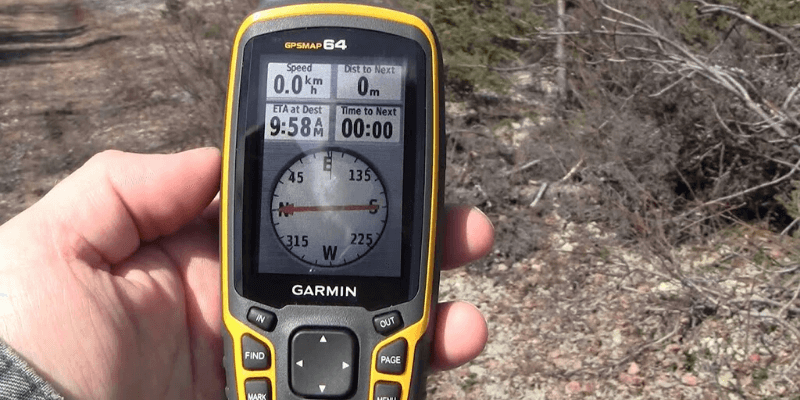 Handheld GPS for Hunting