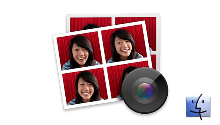 how to compress a photo booth video on mac