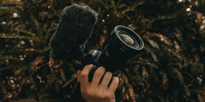 Microphones Filmmaking