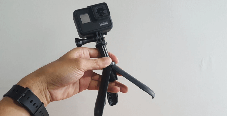 Monopod for GoPro