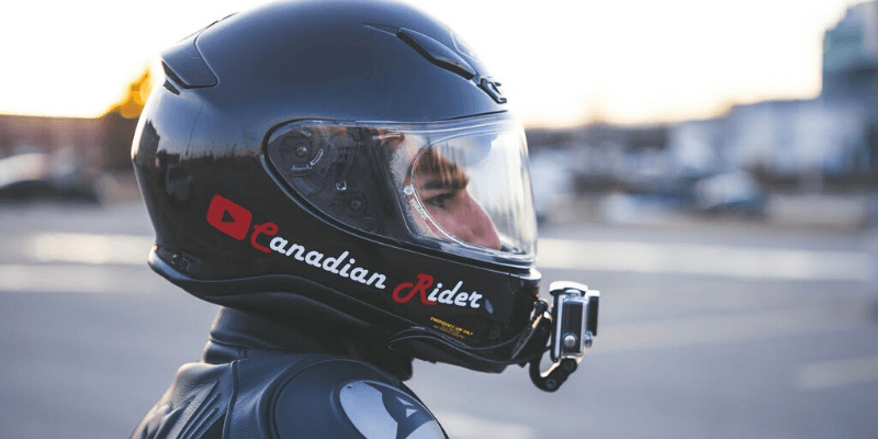 Motorcycle Helmet Camera