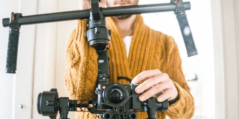 Steadicam for DSLR
