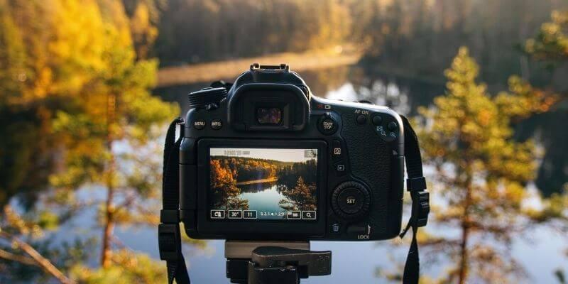 camera landscape