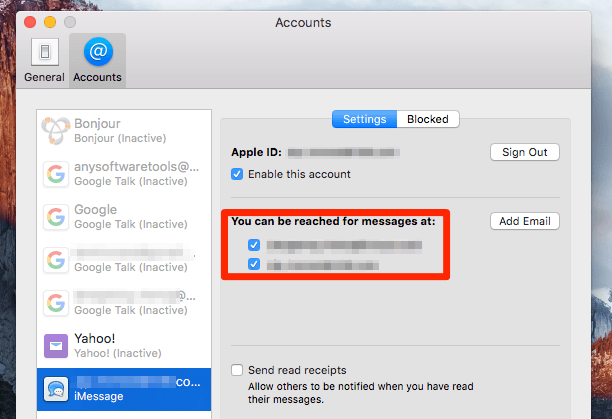 how to delete messages on imessage on mac