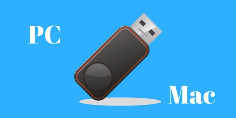format USB for PC and Mac
