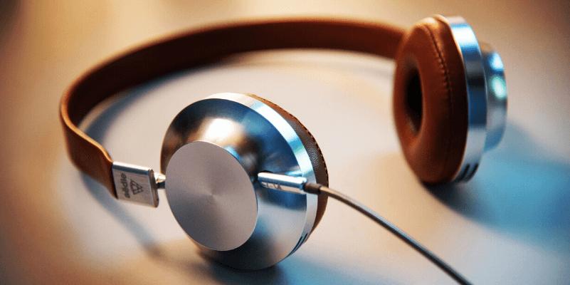 headphone for metal