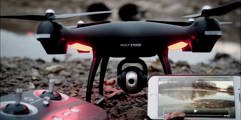 holy stone drone