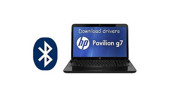 hp computer bluetooth decice driver