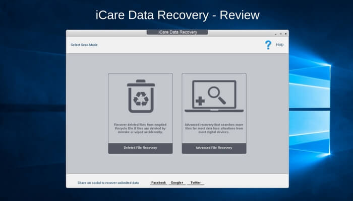 iCare Data Recovery Review: Does It Really Work? (Tests