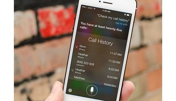 iphone call history limit q amp a how to recover deleted call history on iphone 4469