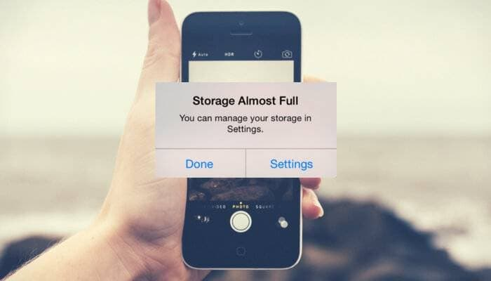 iPhone Storage Almost Full? Here's Why & How to Fix It (9