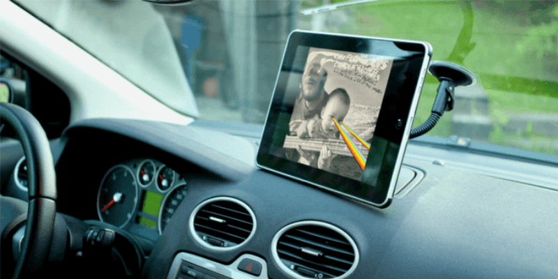 3 Best IPad Mounts Holders For Car Drivers Passengers In 2018