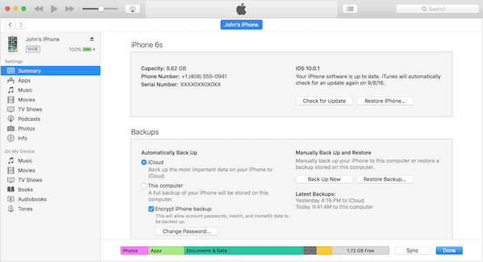 Q&A: How to Backup iPhone to Time Capsule via Time Machine?