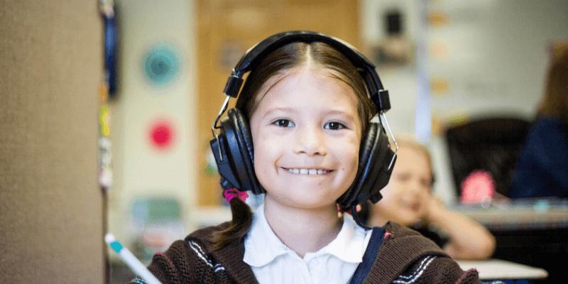 kids headphone for airplane