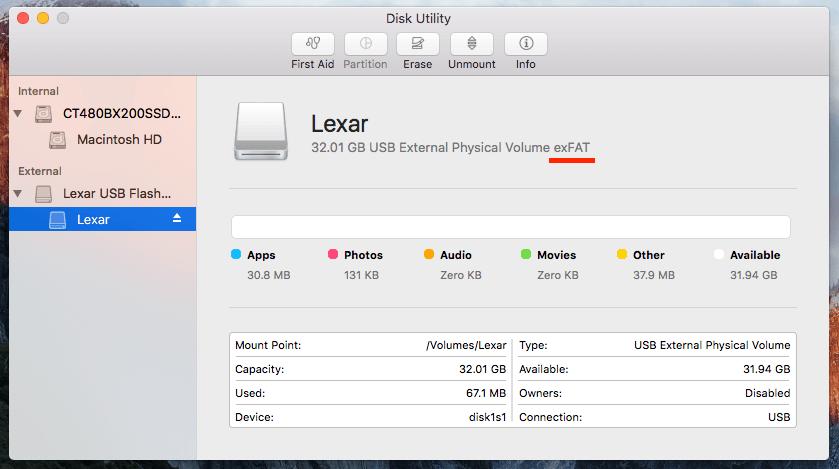 Guide: Formatting a USB Flash Drive for Mac & PC Compatibility