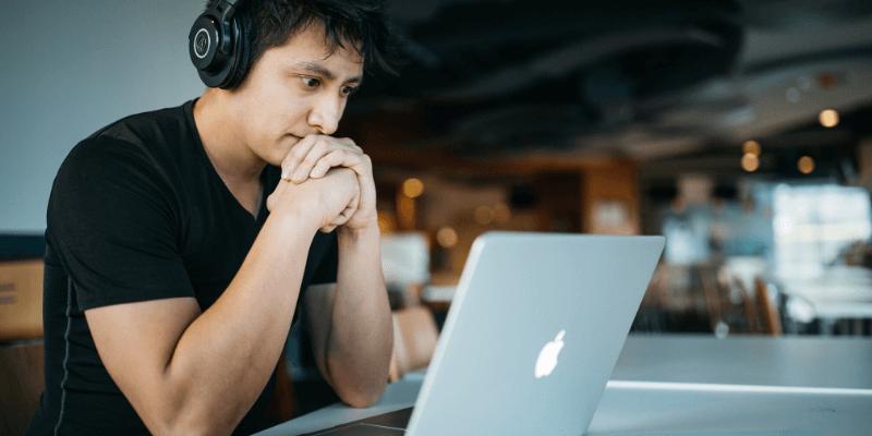student MacBook
