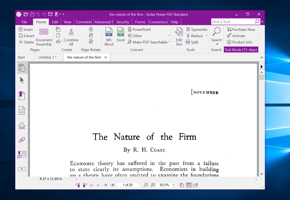 Editor Windows