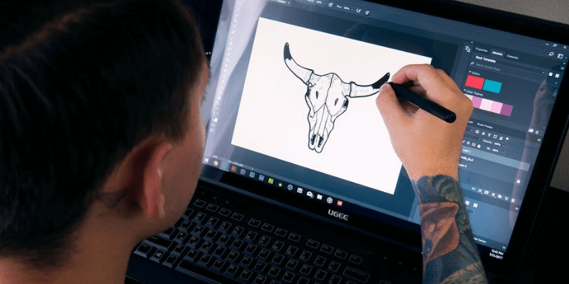 software for drawing tablet