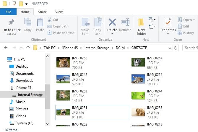 5 Ways To Transfer Photos From Iphone To Pc Without Itunes