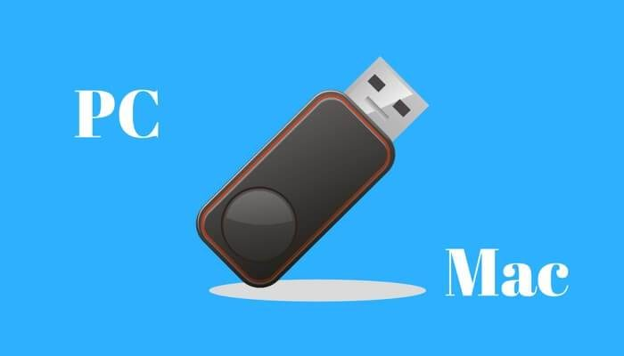 flash drive encryption for mac and pc